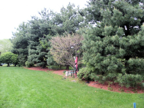 Front/Back Landscape Rehab/ Natural Stone Wall Install - Bethlehem, PA