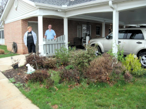 Landscape Bed Rehab - Whitehall, PA