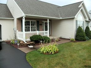 Front Landscape Rehab - Whitehall, PA
